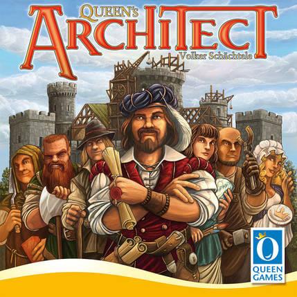 Настольная игра Queen's Architect, фото 2