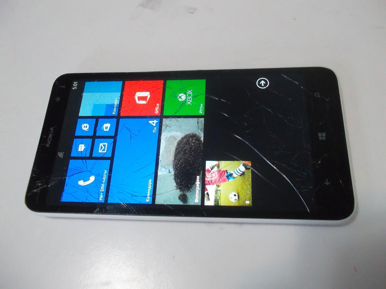 Nokia Lumia 1320 White №1605 на запчастини