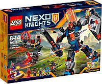 Конструктор Lego Робот Чёрный рыцарь 70326 Серия NEXO Knights