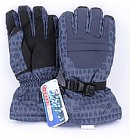 Перчатки горнолыжные мужские Jassen зимние