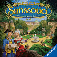 Настольная игра Sanssouci (Сан-Суси)