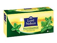 Чай м'ятний Lord Nelson 25пакетів Німеччина