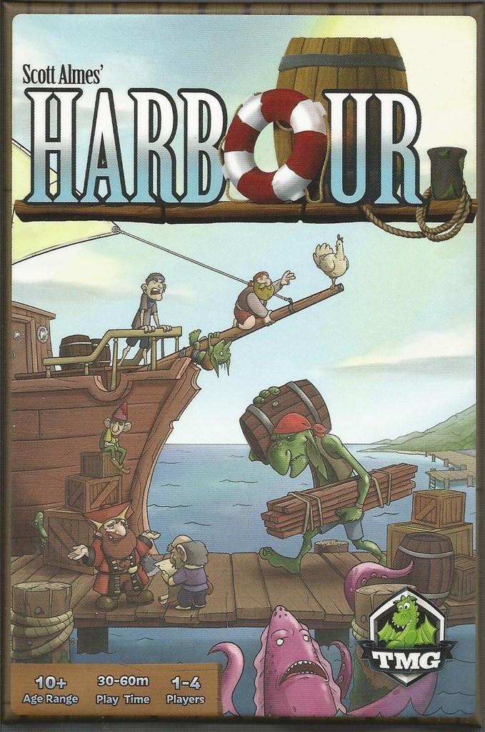 Настольная игра Harbour