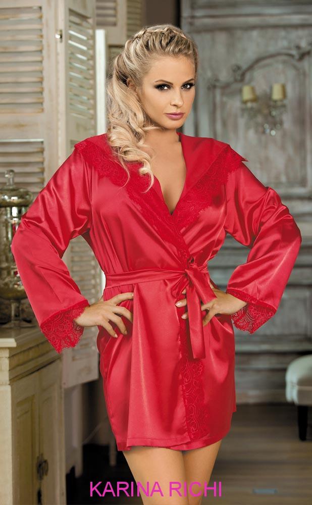 Соблазнительный халат Excellent beauty N-710 (Польша)