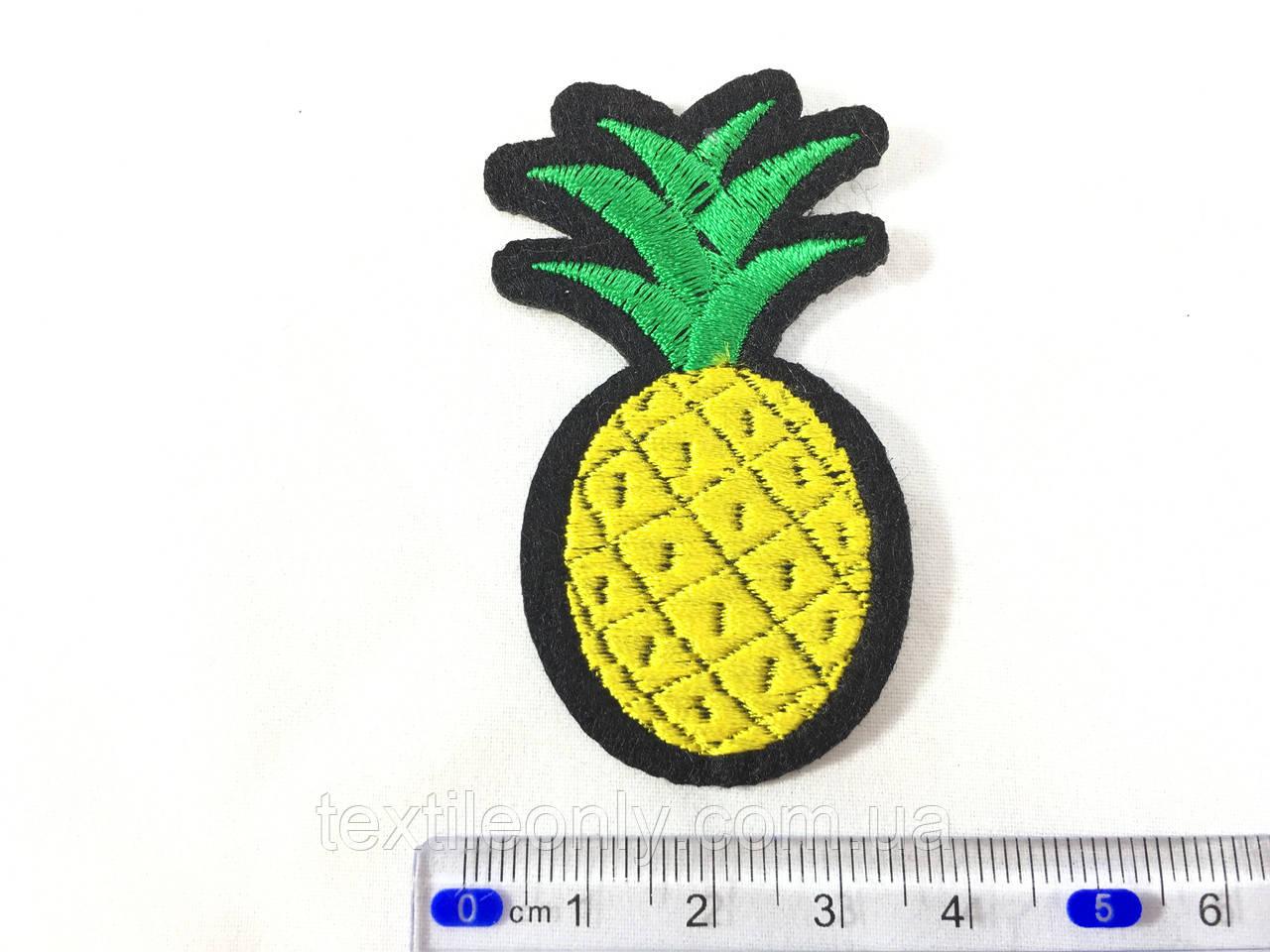 Нашивка ананас