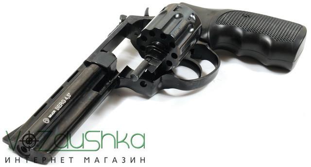 револьвер major berg 4,5 под патрон флобера
