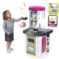 Интерактивная детская кухня Smoby Tefal Studio (311006)