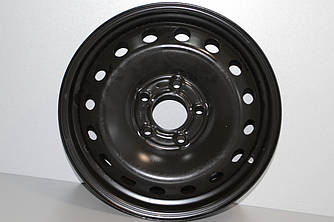 Диск колісний сталевий на Renault Trafic 2001-> (6Jx16) — Renault (Оригінал) - 8200570328