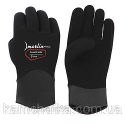 Перчатки для подводной охоты Marlin Smooth Wrist Duratex 5 мм
