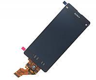 Дисплей для Sony D5503 Xperia Z1 Compact + touchscreen, чёрный