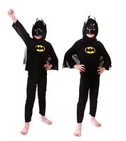 Детский карнавальный костюм Бетман