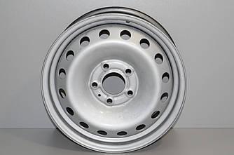 Диск колісний сталевий на Renault Trafic 2001-> (6Jx16) — Renault (Оригінал) - 8200570331