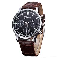 Часы мужские наручные коричневые арт. 027