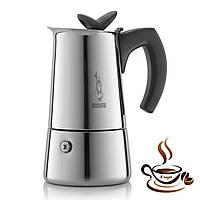 Кофеварка гейзерная Bialetti Musa на 4 чашки 0004272NW