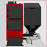 Котел твердотопливный пеллетный Altep КТ-2Е-SH 25 кВт