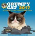 Календарь настенный на 2017 год. Grumpy Cat