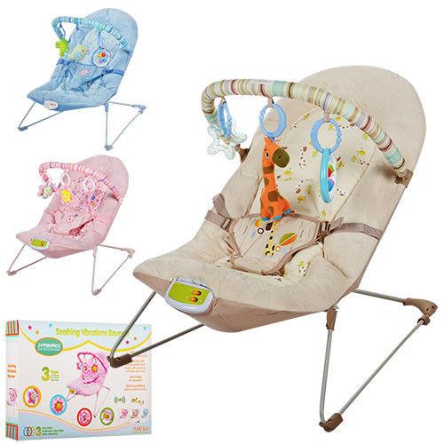 Шезлонг для новорожденных 30602-6-8