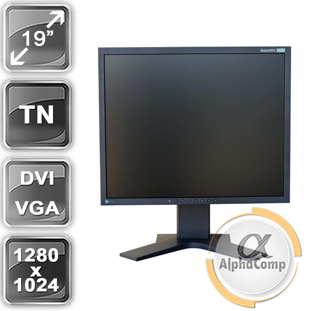 "Монитор 19"" EIZO S1911 (TN/5:4/DVI/VGA/колонки) class A БУ"