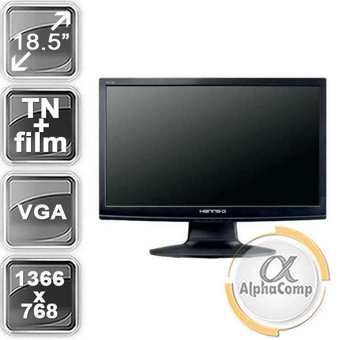 "Монитор 18.5"" Hanns HSG1071 (TN/16:9/VGA) class A БУ"