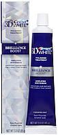 Crest 3D White Brilliance Boost Finishing Mint - Отбеливающая зубная паста, 85 г