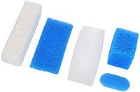 Комплект фильтров для пылесосов THOMAS Twin 5 шт 787203 не оригинал в плёнке (овал)
