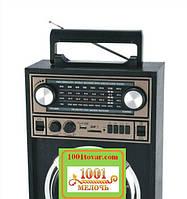 Портативная акустика, радиоприемник NEW KANON KN-71 REC-MIC  Колонка акустическая USB/МР3