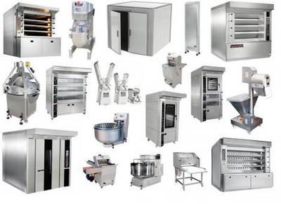 Оборудование для хлебопекарного и кондитерского производства