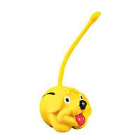 Trixie (Трикси) Игрушка для собак шар в виде животного с хвостом, латекс 6см