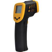 Инфракрасный пирометр с лазерным указателем, цифровой, дистанционный измеритель температуры