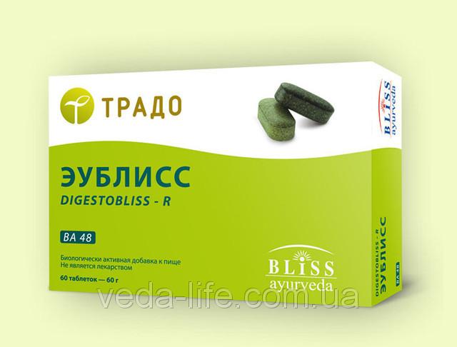 Эублисс, 60 табл. - лечение жкт, дискинезия, отсутствие аппетита