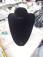 Подставка черная для ювелирных украшений, фото 1