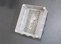 Настенная термопластиковая распределительная коробка 300х250х120мм на 100(110) пар, IP65