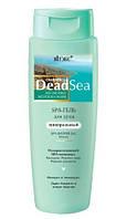 Гель для душа SPA минеральный оздоравливающий Dead Sea Белита Biеlita (Беларусь) 400 мл, RBA /64-64
