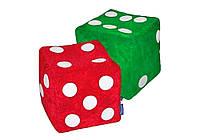 Пуфики-игральные кубики Матролюкс