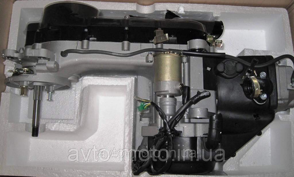 """Двигатель скутер 4Т 157QMJ 150см3 (13"""" колесная база)"""