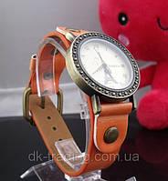 Часы женские Paris Vintage orange (оранжевый)