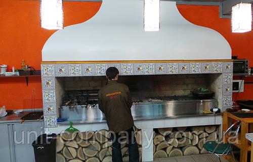Мангалы стационарные и передвижные для ресторана, дома, дачи, BBQ, грили, гриль-комплексы