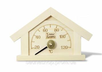 """Термометр для лазні """"Будиночок"""" Sawo 125 T"""