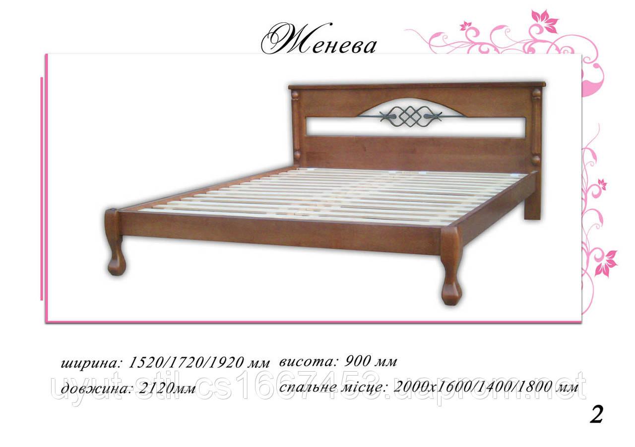 """Кровать """" ЖЕНЕВА """""""