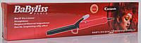 BaByliss ZF-229 плойка локон для завивки волосся з терм.регул. і керамічним покриттям нагрівання. DJV