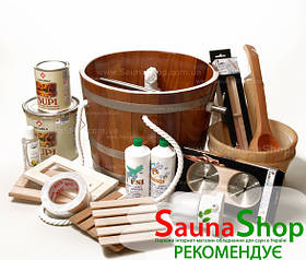 Аксессуары для сауны бани
