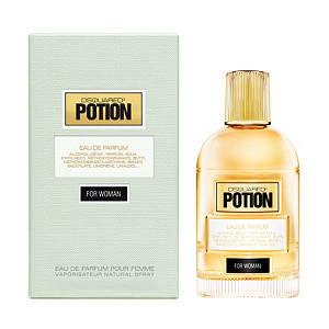 Dsquared2 Potion for Woman парфюмированная вода 100 ml. (Дискваред Потион Фор Вумен)