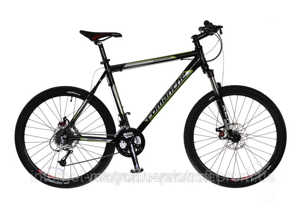 Comanche BACKFIRE DISC 22