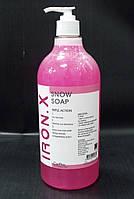 IRONX SNOW SOAP  -  необходим для удаления тормозной пыли