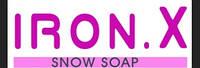 Использование на краске, стекле, колесах, фарах, пластиковой отделке IRONX SNOW SOAP