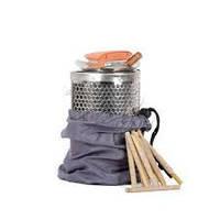 Печь походная универсальная (Camp Stove), для обогрева, приготовления пищи и зарядки гаджетов GS-0050