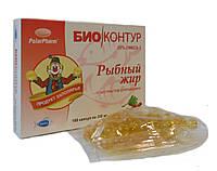 """Рыбный жир """"БиоКонтур"""" с экстрактом боярышника БАД 100 капсул"""