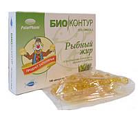 Рыбный жир «БиоКонтур» с экстрактами аниса, мяты, эвкалипта и укропа