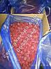 Замороженная ягода малины