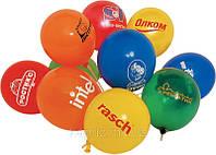 Печать вашего логотипа на шарах
